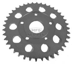KS003835 - Honda ATV 40 tooth rear sprocket. Fits 83-85 ATC200X.