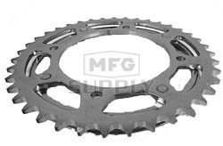 KS003840 - Honda ATV 39 tooth rear sprocket. Fits 85 ATC250R.