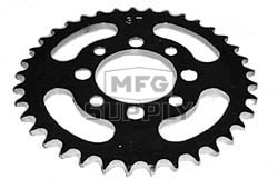 KS003849 - Suzuki ATV 37 tooth rear sprocket. Fits 83-84 ALT50
