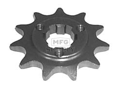 KS003855 - Suzuki ATV 11 tooth front sprocket