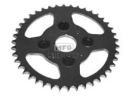KS003929 - Honda ATV 42 tooth rear sprocket. Fits ATC185S/200S/250R, TRX200SX