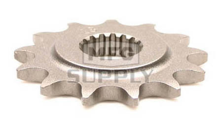 KS003949 - Honda ATV 13 tooth front sprocket. Fits 04 and newer TRX450R