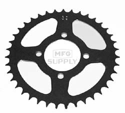 KS004086 - Yamaha ATV 32 tooth rear sprocket. Fits 89-01 YFA1 Breeze