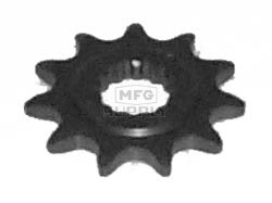 KS004855 - Suzuki ATV 11 tooth front sprocket. Fits LT160E/LT185/LT230E/LT230S