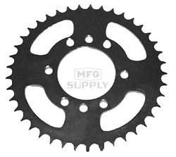 KS004861 - Suzuki ATV 41 tooth rear sprocket. Fits LT250EF, LT300E, LT500R