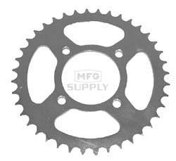KS004868 - Suzuki ATV 40 tooth rear sprocket. Fits LT250EF, LT300E, LT500R