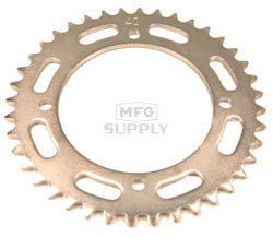 KS004907 - Yamaha ATV 40 tooth rear sprocket. Fits Warrior & Banshee