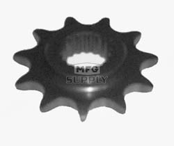 KS004959 - Polaris ATV 11 tooth countershaft sprocket.