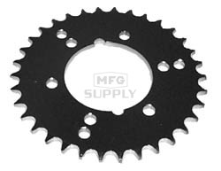 KS004965 - Polaris ATV 34 tooth sprocket. Fits Trail Blazer/Boss, Xpress & more