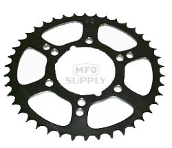 KS004967 - Polaris ATV 42 tooth sprocket. Cyclone, Scramber, Trail Blazer/Boss