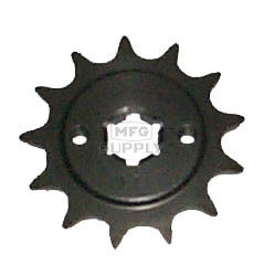 KS004985 - Yamaha ATV 13 tooth front sprocket. Fits 88-06 YFS200 Blaster