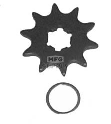 KS006632 - Suzuki ATV front 10 tooth sprocket