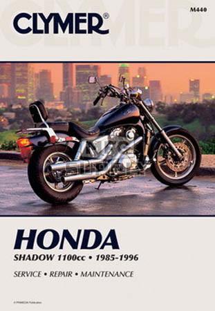 CM440 - 85-96 Honda VT1100C Shadow Repair & Maintenance manual
