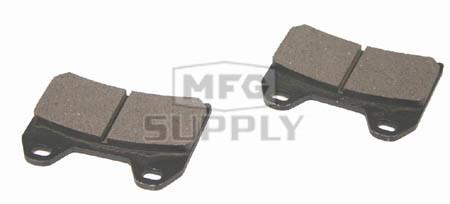MC-05370 - Yamaha Rear Brake Pads. 94-97 YZ125, 91-98 WR250, 94-97 WR250Z, 94-97 YZ250, 98 WR400F