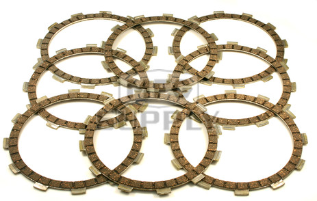 MC-05784C - Yamaha Hi Performace Clutch Kit (many 80's & 90's motorcycles) see detailed description