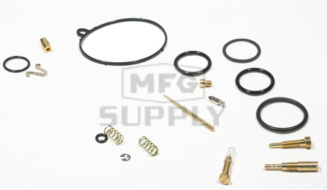 MD03-004 - ATV Complete Carb Rebuild Kits Honda 85-86 TRX125