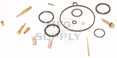 MD03-035 - ATV Complete Carb Rebuild Kits Honda 86-87 TRX70 Fourtrax