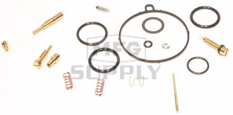MD03-035 - ATV Complete Carb Rebuild Kits Honda 86-87 TRX70 Fourtrax