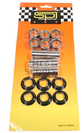 MX-04124 - Linkage Bearing Kit for Kawasaki 90-00 KX80, 01-02 KX85