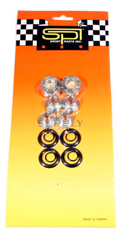 MX-04171 - Shock Bearing Kit for Yamaha 98-00 YZ125/250, 98-99 YZ400F, 00 YZ426F
