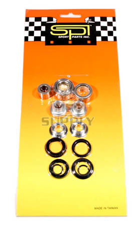 MX-04172 - Shock Bearing Kit for Yamaha 01-02 YZ125/250, 01-02 YZ250F, 01-02 WR250/426F