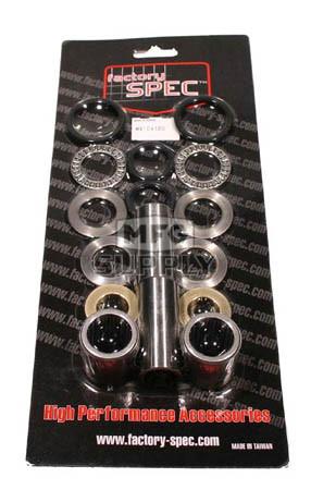 Swingarm Bushing Kit for Honda 02-04 CR250R, 02-05 CRF450R