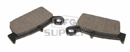 MX-05268-H4 - Yamaha Rear Brake Pads. 98-02 YZ125, 01-02 WR250F, 98-02 YZ250, 01-02 YZ250F