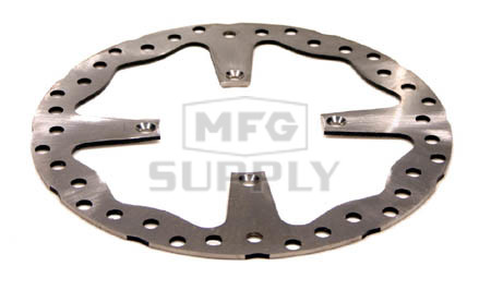 MX-05520 - Front Brake Rotor for Kawasaki 88-03 KX125, 91 KDX250, 93 KLX250, 87-89 KX250, 96 KLX300, 87-89 KX500