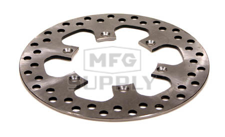 MX-05521 - Rear Brake Rotor for Kawasaki 89-03 KX125, 91 KDX250, 93 KLX250, 89 KX250, 89 KX500