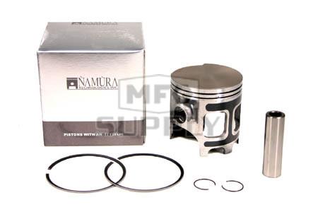 NA-40002-6 - Piston Kit. .060 oversized. Fits 88-05 YFS200 Yamaha Blaster. Hi-Comp