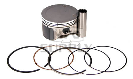 NA-40007-2 - Piston Kit. .020 oversized. Fits 98-01 Yamaha YFM600F Grizzly