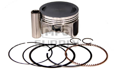 NA-40008 - Piston Kit. Standard Size. Fits 00-04 Yamaha YFM400FW Kodiak