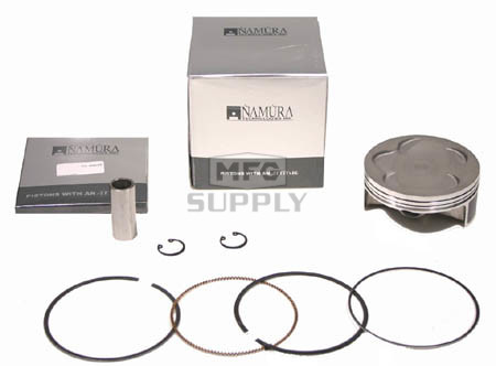 NA-40009 - Piston Kit. Standard Size. Fits 03-04 YFZ450 & 03-04 WRF450 4T