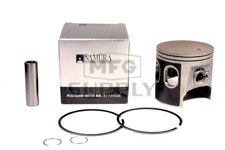 NA-50002 - Piston Kit. Standard Size. Fits many Polaris 400 models.