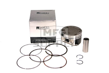 NA-50004 - Piston Kit. Standard Size. Fits many Polaris 500 models.