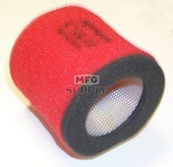 NU-2333ST - Uni-Filter Two-Stage Air Filter. For 81-87 Kawasaki KLT 160 / 185 / 200 / 250