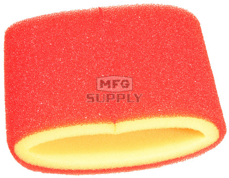 NU-2386ST - Uni-Filter Two-Stage Air Filter for Kawasaki 99-02 KLF220, 99-06 KLF250