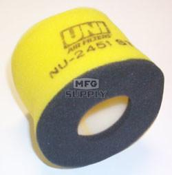 NU-2451ST - Uni-Filter Two-Stage Air Filter for 85-86 Suzuki LT 250 Quad Racer