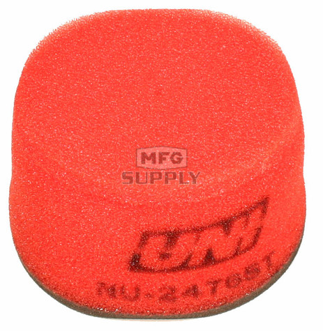 NU-2476ST - Uni-Filter Two-Stage Air Filter for 98-02 Suzuki LT 500F