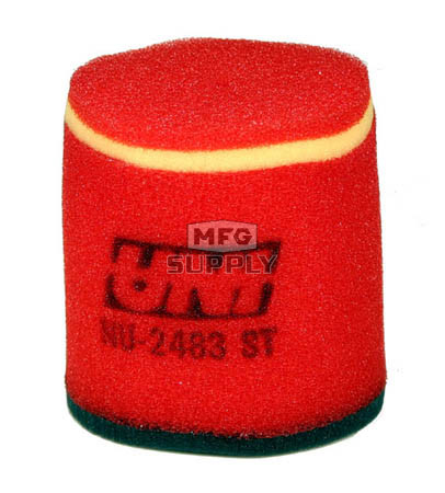 NU-2483ST-H2 - Uni-Filter Two-Stage Air Filter for Arctic Cat DVX400