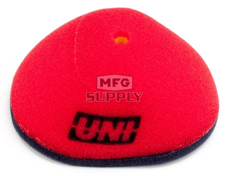 NU-3213ST - Uni-Filter Two-Stage Air Filter. For many Yamaha Grizzly 125 & Raptor 250 ATVs