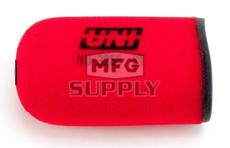 NU-3256ST - Uni-Filter Two-Stage Air Filter. For Yamaha YFM700 Raptor ATVs