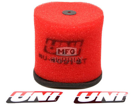 NU-4091ST - Uni-Filter Two-Stage Air Filter for 85-86 Honda Odyssey 350