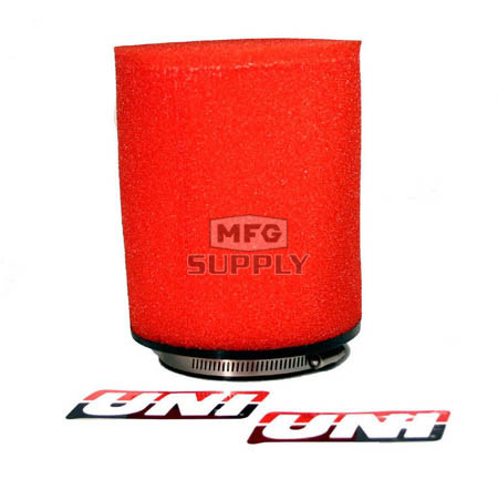 NU-4126ST - Uni-Filter Two-Stage Air Filter for 99-newer Honda TRX 400EX, 04-newer TRX 450R