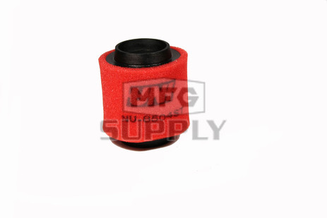 NU-8504ST - Uni-Filter Two-Stage Air Filter for many Polaris Hawkeye 300, Magnum 325/330, Trail Blazer 250/330, Trail Boss and Xplorer ATVs
