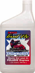 2212-P1003-1 - 1 quart of Injection Oil for Polaris (actual shipping charges apply)