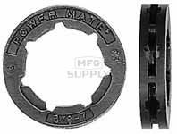"""18720 - Power Mate Sprocket Rim. 3/8"""" pitch, 7 teeth, 3/4"""" ID"""