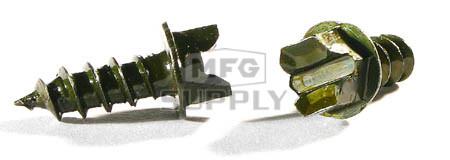 "58250-1 - ATV Pro Gold Ice Screws. 5/8"" long. Quantity of 250."