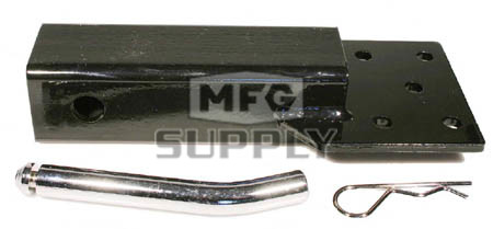 """QM20-55 - 2"""" Receiver Quick mount for 4500 lb winch."""