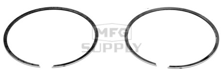 R09-141 - OEM Style Piston Rings, 03-06 Arctic Cat 500cc twin. Firecat, Sabercat, M5